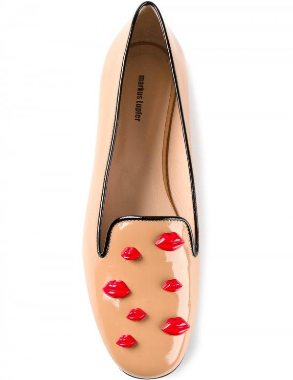 Markus Lupfer Lips Stud Shoes