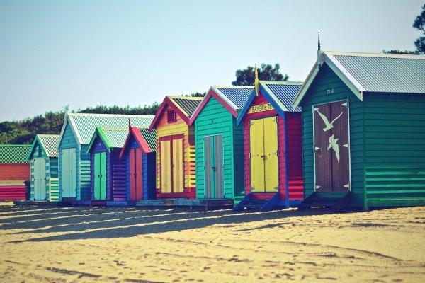 color,blue,house,town,building,