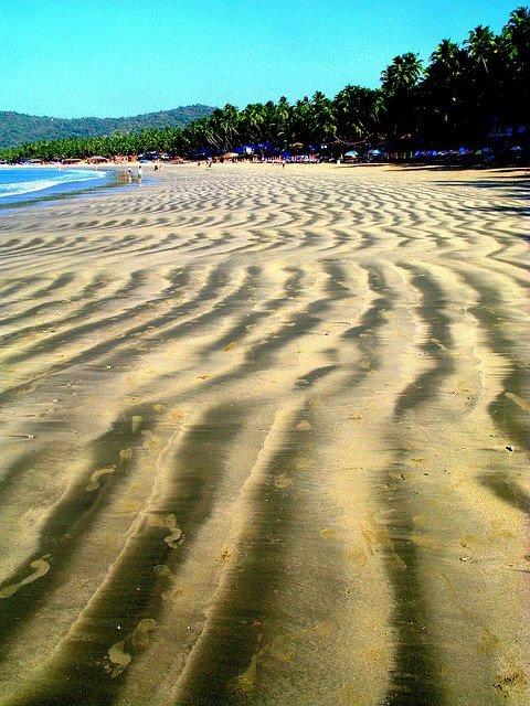 Benaulim Beach, Benaulim, India