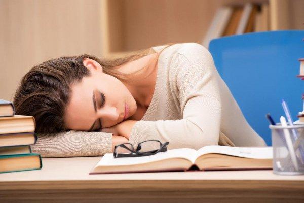 student, homework, furniture, girl,
