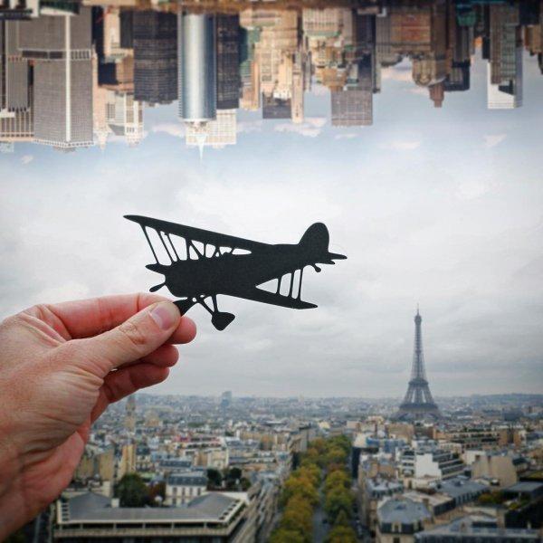 Lindberg's Flight