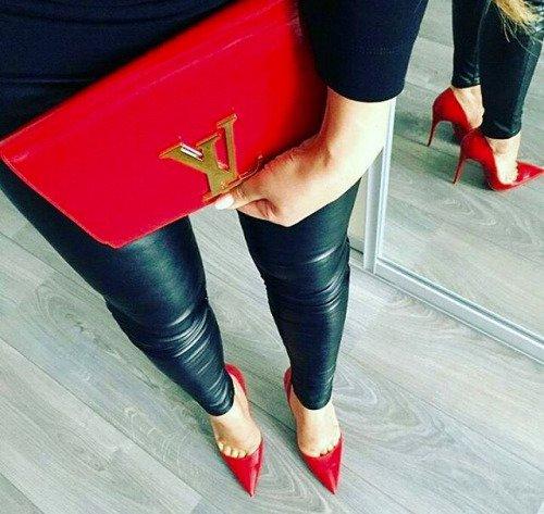 color,red,footwear,clothing,high heeled footwear,