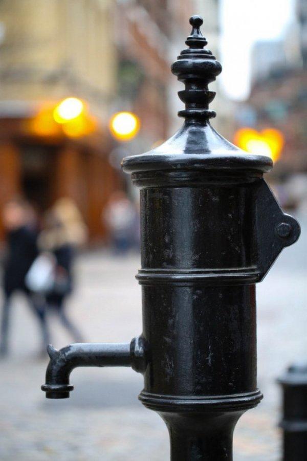John Snow's Water Pump