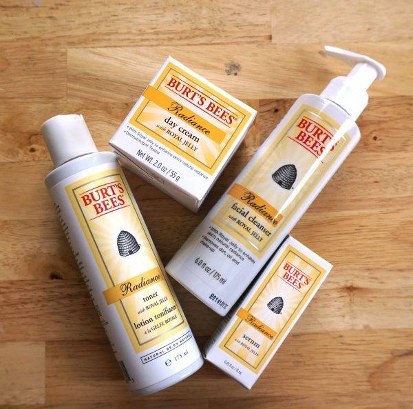 Burt's Bees, label, flavor, food, produce,