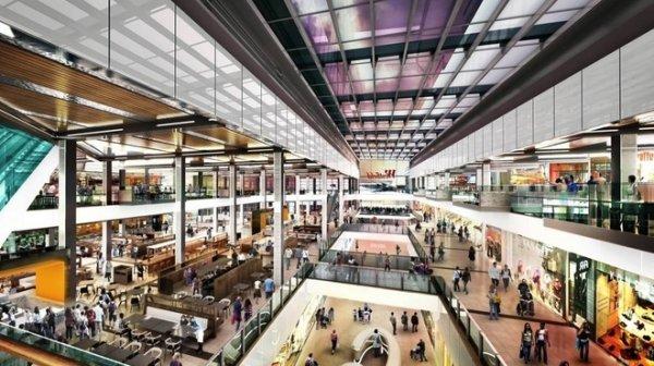 Westfield London Shopping Centre, London, UK