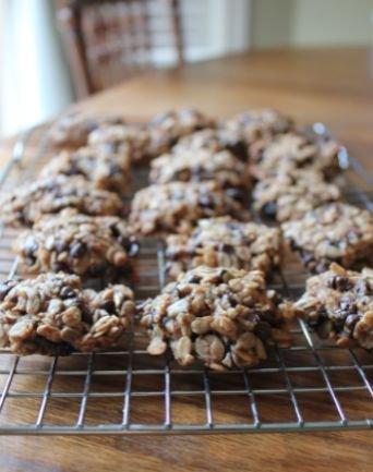 Freezer-Friendly Homemade Breakfast Cookies
