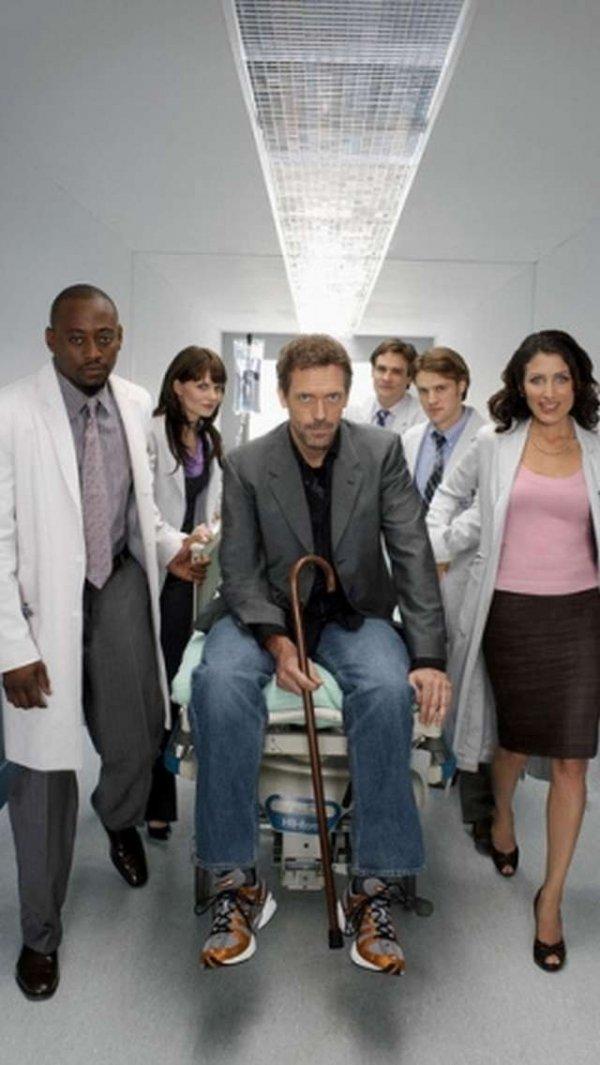 The Entire (original) Cast of House