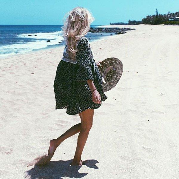 clothing, vacation, beach, sea, pattern,