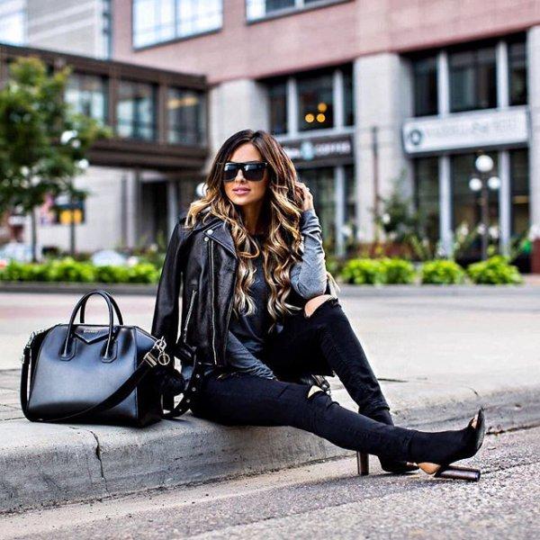 black, clothing, footwear, fashion, glasses,
