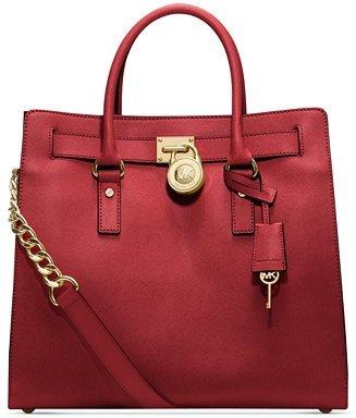 0b961edd9d83 Michael Kors Hamilton Saffiano Leather Tote Macys.com - 43 Bags