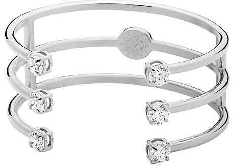 Stacked Silver Bracelet