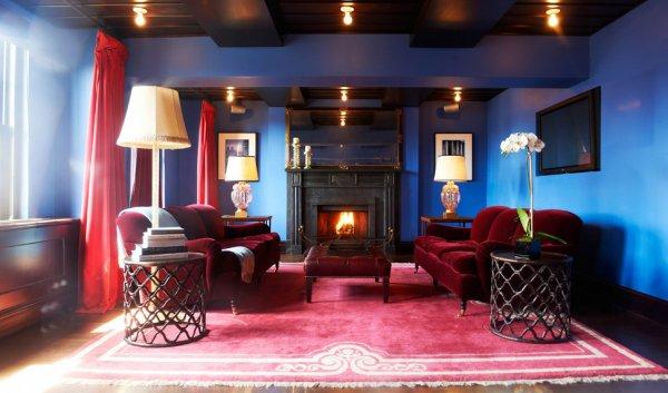 New York City's Gramercy Park Hotel