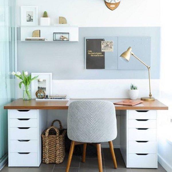 furniture, room, shelf, desk, bathroom cabinet,