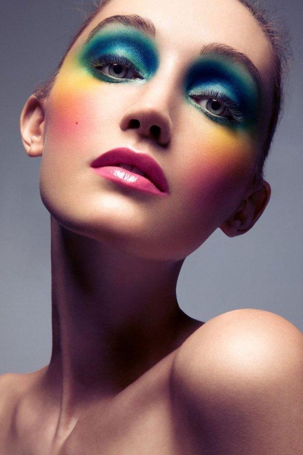 Rainbow Makeup Looks That Ll Brighten