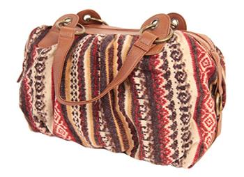 Forever21 Fair Isle Handbag