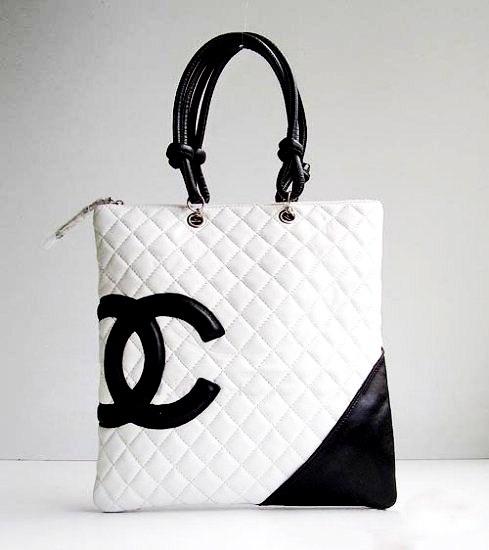Chanel Cambon Tote