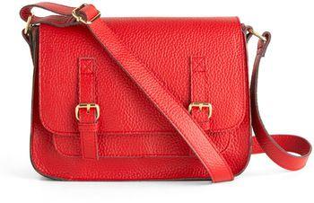 Modcloth Red Colored Shoulder Bag