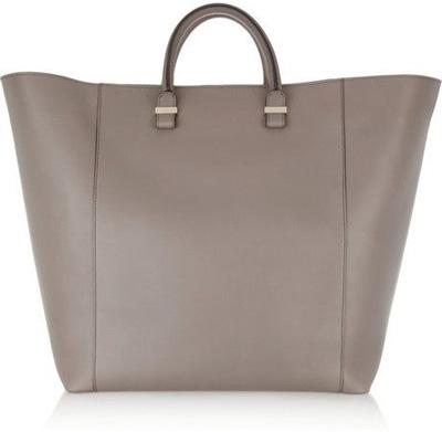 Shopper Leather Tote
