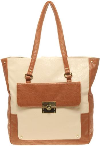 ASOS Pocket Tote Bag