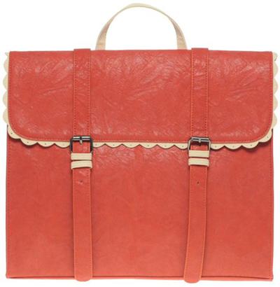 ASOS Scallop Edge Backpack - 7 Fashionable off-Duty Backpacks ...… a72538e697779