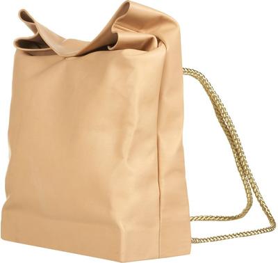 Topshop Unique Leather Rucksack - 7 Fashionable off-Duty Backpacks… 1941d31cfde81