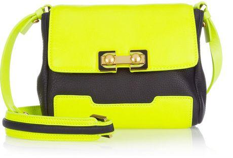 Marc by Marc Jacobs Bob's Memphis Leather Shoulder Bag