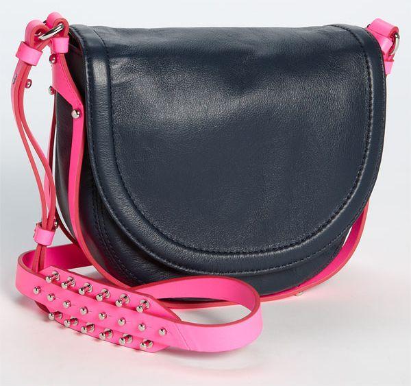 McQ Alexander McQueen Amwell - Mini Crossbody Bag