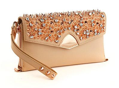 Sam Edelman Holmby Embellished Clutch Bag
