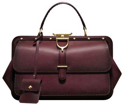Studded Doctor Bag