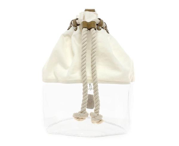 Perspex Mix Drawstring Bag