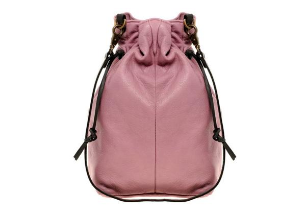 Colored Drawstring Bag