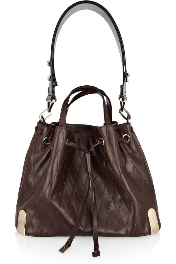 Retro Bucket Style Bags
