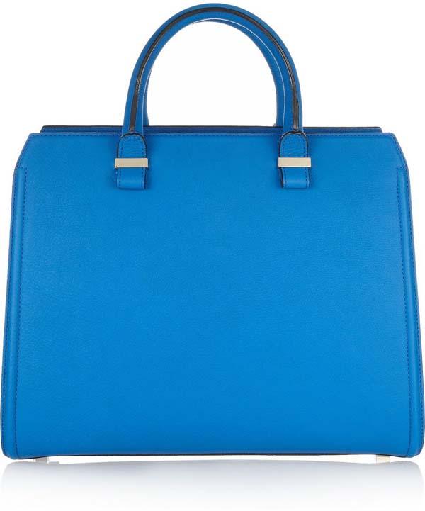 Sharply Lined Handbags