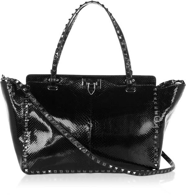 Sleek Shiny Bags