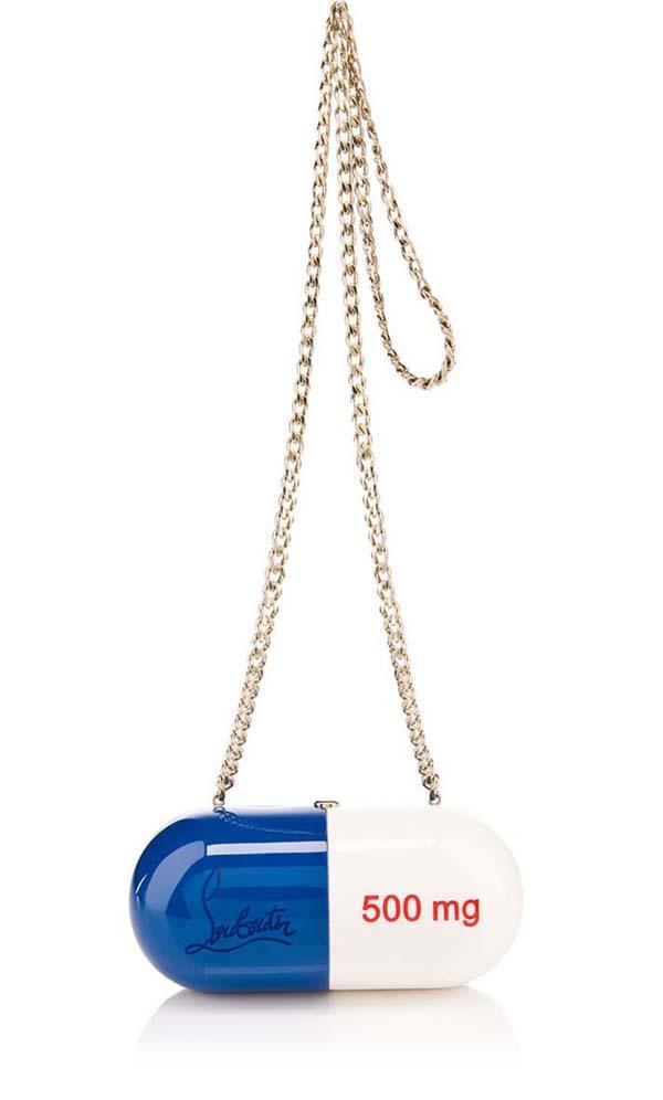 Pill Box Bag