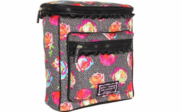 Betsey Johnson Take the Higher Rose Backpack