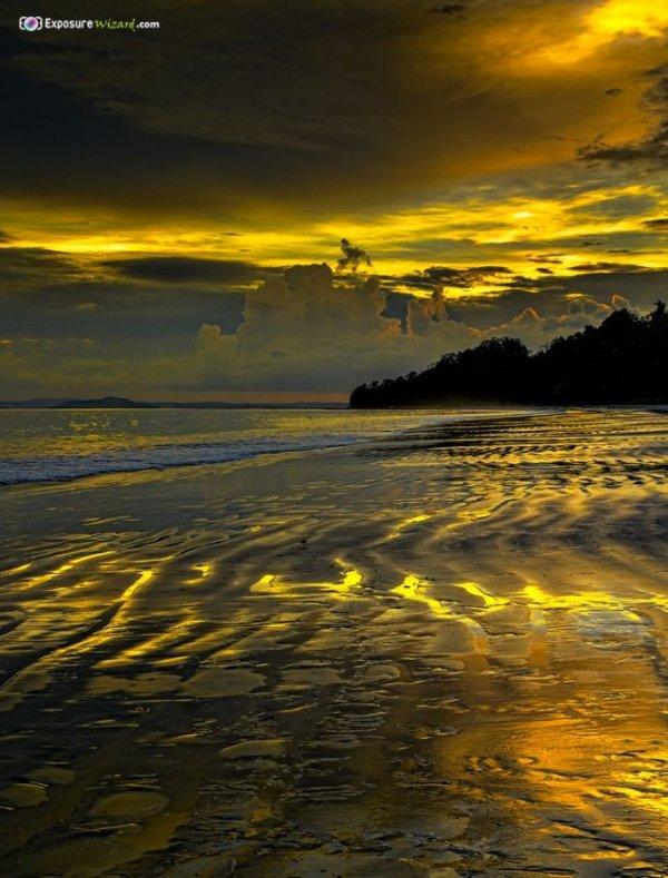 Radhanagar Beach, Havelock Island, Andaman and Nicobar Islands