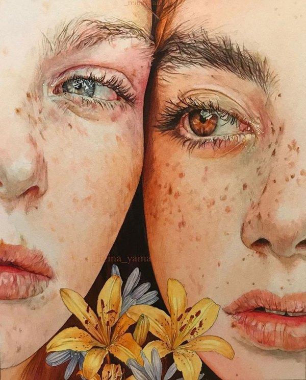 Face, Skin, Cheek, Eyebrow, Head,