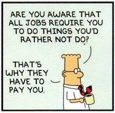 A Job is a JOB