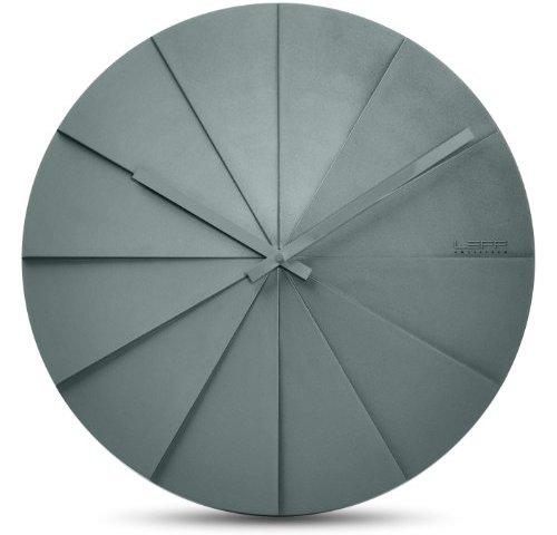 Scope45 Wall Clock Color: Grey