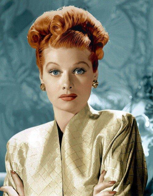 Lucille Ball, Mid-1940s, Lucille Ball, Mid-1940s, Lucille Ball, Mid-1940s, Lucille Ball, Mid-1940s, hair,
