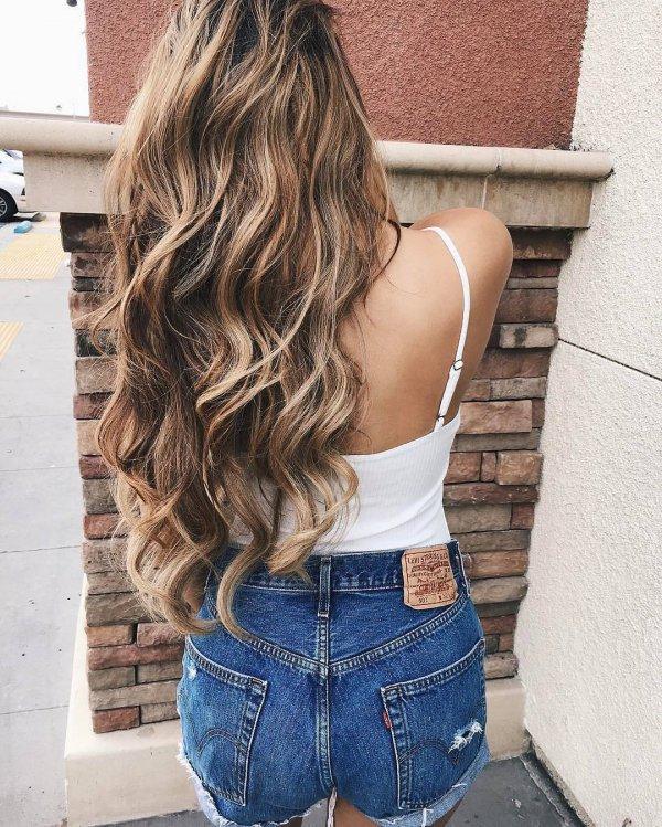 hair, clothing, hairstyle, brown hair, long hair,
