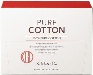 Koh Den Go Organic Cotton Pads