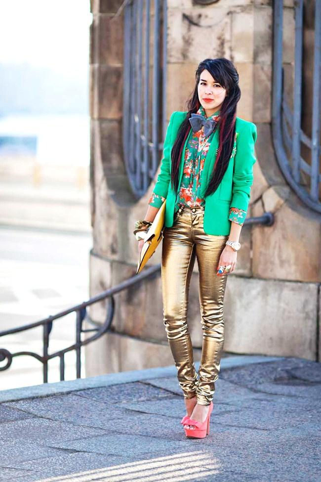 Gorgeous Gold Clothing