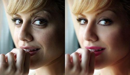 Britney Murphy = Facial Flaws