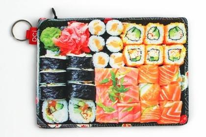 4 Dci Yummy Pocket Sushi Cosmetics Case fc627b215bcdd
