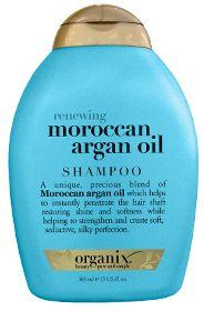 Organix Argan Oil Shampoo and Conditioner