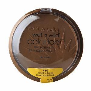 Wet N Wild Color Icon Collection Bronzer SPF 15 in Bikini Contest