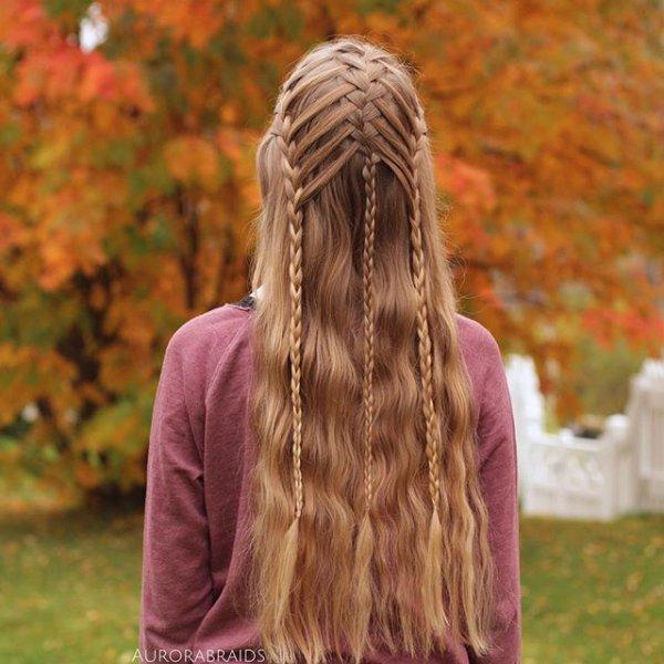clothing, hair, hairstyle, long hair, dog breed,