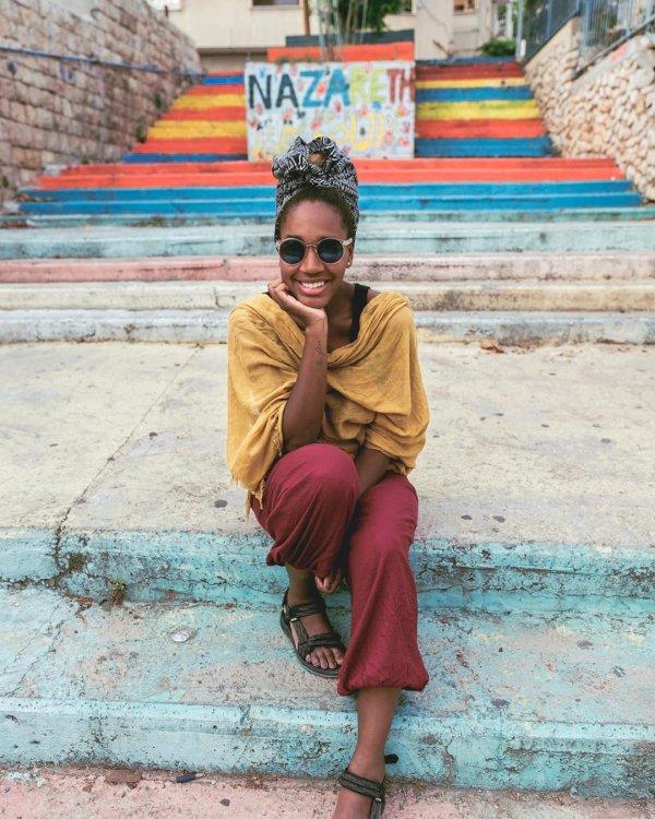 Yellow, Temple, Cool, Street fashion, Turban,